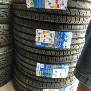 215-45-R17 Comforser Brandnew tires