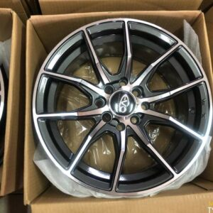 15″ Evo 3748 wheels bnew mags 4Holes pcd 100 and 114