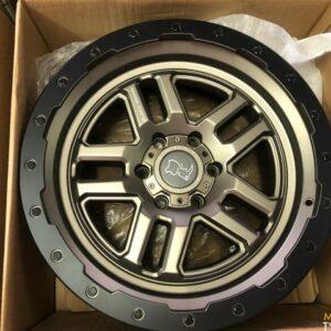 17″ Blackrhino Barstow bronze 6Holes pcd 139 magwheels