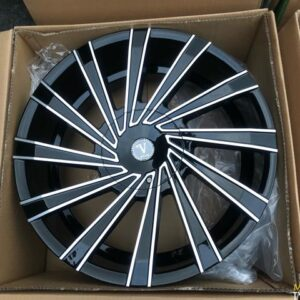 20″ Stw505 Bnew Mags 5 Holes PCD 100-114