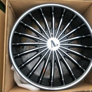 20″  Vw11 Bnew Mags 5Holes PCD 114-120