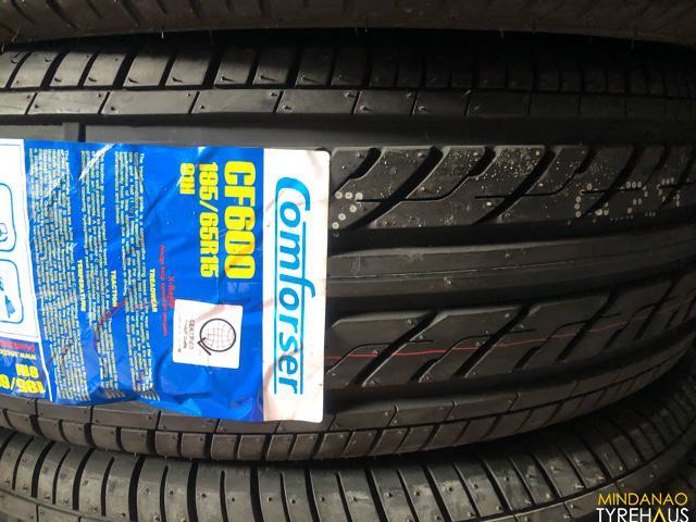 Ultramoderne 195-65-R15 Comforser Brandnew tires | Mindanao Tyrehaus CL-42