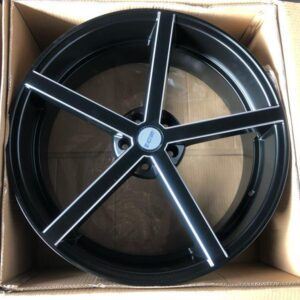 22″ Dcenti DCTL009S mags 5Holes PCD114