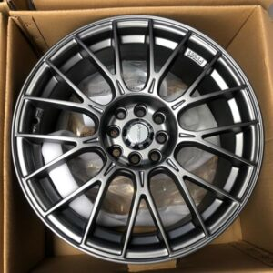 17″ Dcenti Lm104 Gray 4Holes pcd 100-114 bnew magwheels
