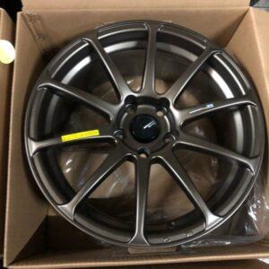 17″ Advan RS STW244 Bronze Magwheels 5Holes pcd 114