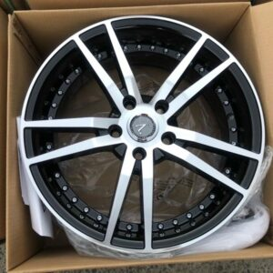 17″ Velocity VW20R with rivets mags 5holes pcd 114