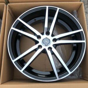 18″ Velocity VW20 no rivets mags 5holes pcd 114