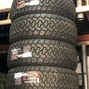 265 60 R18 Sailun AT-M pattern Bnew Tires
