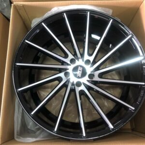 20×10.5 width STR racing 616BMF Bnew mags 5Holes pcd 114