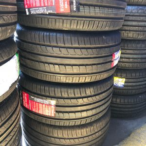245 40 r18 Chengshan  Tire Bnew