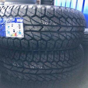 265 65 R17 Comforser All Terrain Tires Bnew