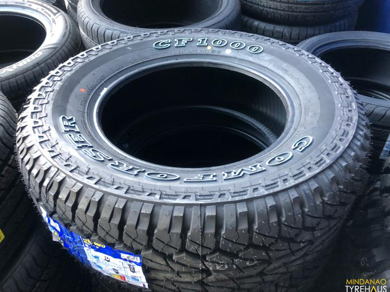 What Is Freight Shipping >> 235 75 R15 Comforser All Terrain Tires Bnew | Mindanao ...