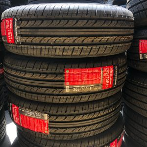 225 60 R17 Chengshan Tire Bnew