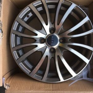15 Aero Bronze magwheels 4Holes pcd 100