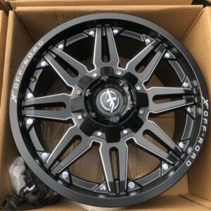 20″Xfinity L1447 6Holes pcd 139 bnew magwheels