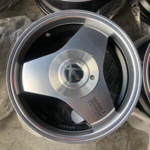 14 Borbet 3spoke magwheels 4Holes pcd 100 n 114