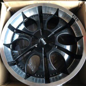 22″ Bigg magwheels 6Holes pcd 139