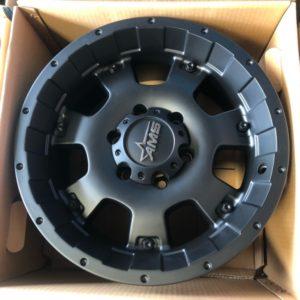 17″ AMS Blast FMB Original 6Holes pcd 139 bnew magwheels