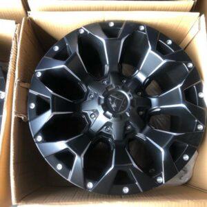 17″ L1658 Fusion 6Holes pcd 139 Brandnew magwheels