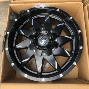 20″ Xfinity L1451  6Holes pcd 139 bnew magwheels