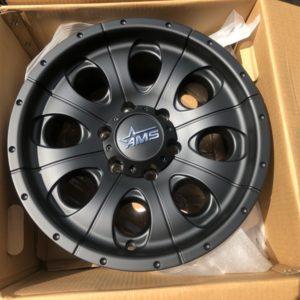 17″ AMS Revolve FMB Original 6Holes pcd 139 bnew magwheels