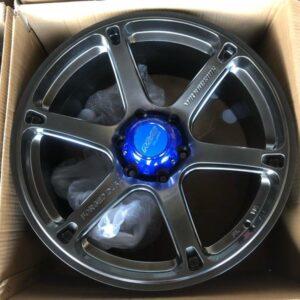 20″ TE037 Dura Hyperblack Bnew magwheels 6holes pcd 139