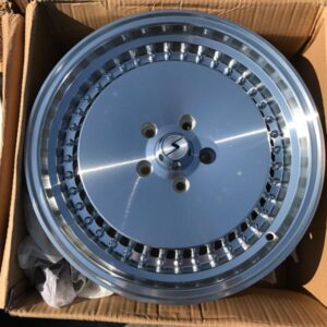17″ Xtuning Plato type Polish color 5Holes pcd 114