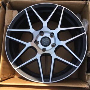 18 Ruff wheels 5Holes pcd 114 magwheels