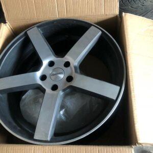 4pcs 19 Cv3 design 5Holes pcd 114 magwheels