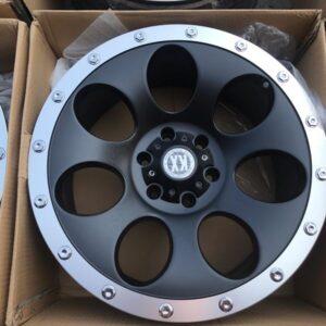 20″ Katana wheels 6Holes pcd 139 magwheels