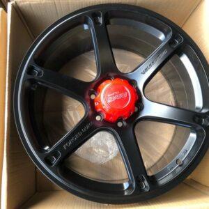 20″ TE037 Dura Black Bnew magwheels 6holes pcd 139