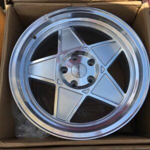 18 Ace Q529 magwheels 5Holes PCD114