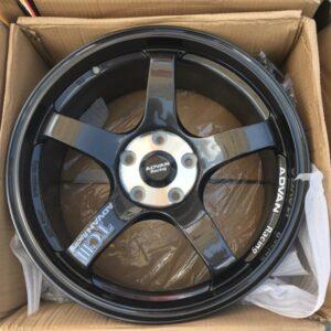 18″ advan TC3 design 5holes pcd 114 magwheels