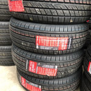 255 60 r18 Chengshan Tire Bnew
