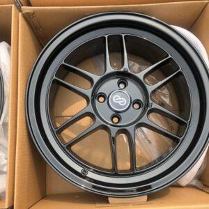 17″ RPF1 STW539 Black 4Holes pcd 100 bnew magwheels