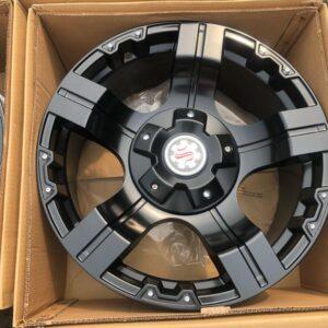 20″ Scarlet Stw510 Black bnew mags 6Holes PCD139
