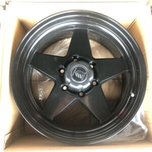 17″ A1043 Star Black mags 6 holes PCD 139
