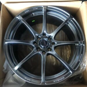17″ A1084 HyperBlack mags 4 holes PCD 100-114