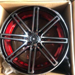 16″ Magwheels code Z536 4Holes pcd 100 n 114