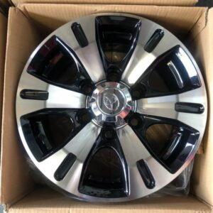 15″ Toyota 623 Polish mags For Grandia 6 holes pcd 139