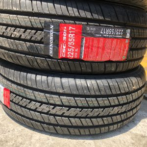 225 55 R17 Chengshan Tire Bnew