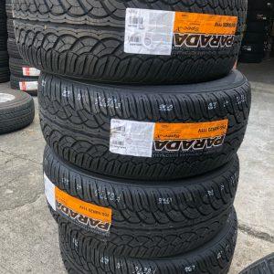 265 50 r20 Yokohama Bnew Tires