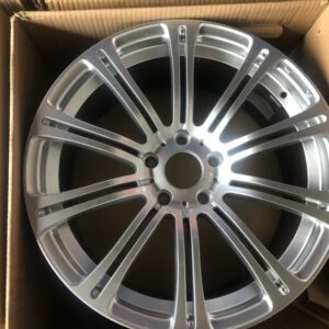 19 M90 Silver Magwheels 5Holes pcd 120fit BMW bnew