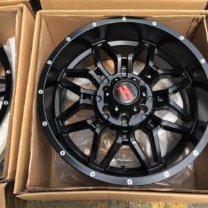 20″ Havok H109 full black Brandnew Mags (6H-PCD139)