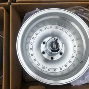 15×10 American Racing Outlaw Orig 6Holes pcd 139 Bnew polish