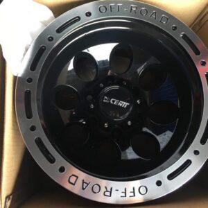 15″x10 Dcenti offroad Stw487 Black 6Holes pcd 139 bnew magwheels