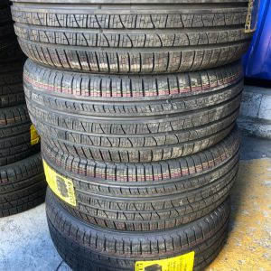 265 60 R18 Pirelli Scorpion Verde all season SVEAS Brandnew Tires