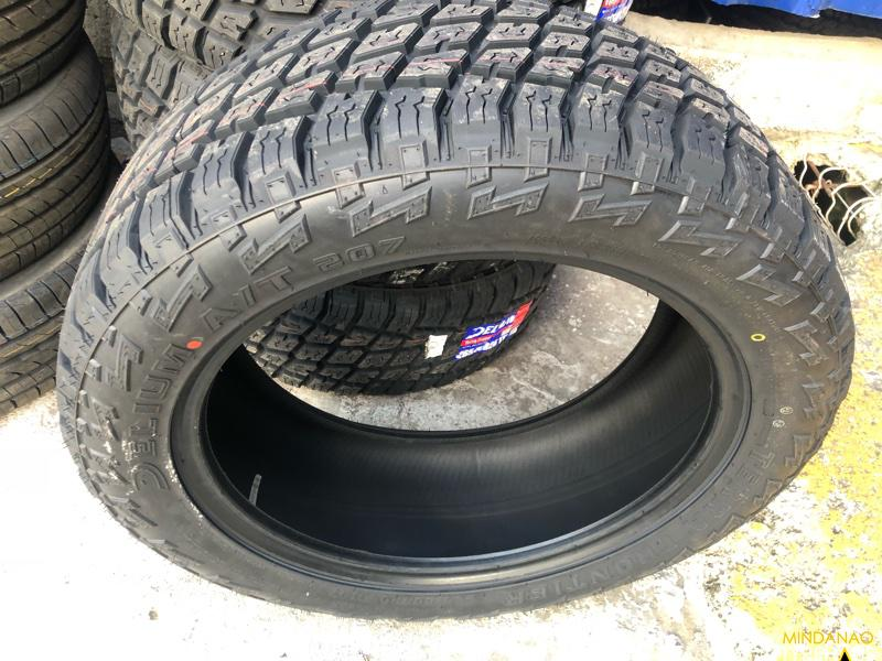 All Terrain Tires >> 265 50R20 Delium All Terrain Bnew Tire | Mindanao Tyrehaus