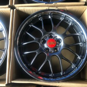 19×8.5 Bbs RSGT Exe copy magwheels 5Holes pcd 120 fit BMW
