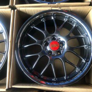 19×8.5 Bbs RSGT Exe copy magwheels 5Holes pcd 112 fit Benz